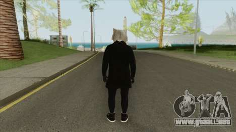 Skin Random 4 (GTA Online) para GTA San Andreas