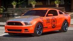 Ford Mustang B-Style PJ4 para GTA 4
