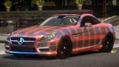 Mercedes Benz SLK Qz PJ6 para GTA 4