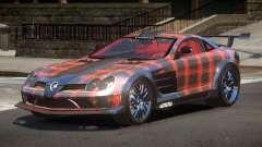 Mercedes Benz SLR H-Style PJ6 para GTA 4