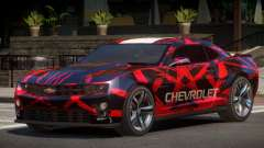 Chevrolet Camaro STI PJ1 para GTA 4