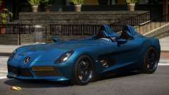 Mercedes Benz SLR Custom para GTA 4