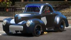 Willys Coupe 441 PJ2 para GTA 4