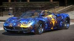 Pagani Huayra GBR PJ3 para GTA 4