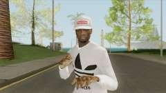 50 Cent (HQ) para GTA San Andreas