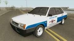 VAZ 21099 (Policía Municipal)