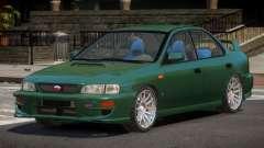 Subaru Impreza WRX R-Style para GTA 4