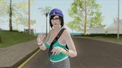 Random Female V18 (GTA Online) para GTA San Andreas