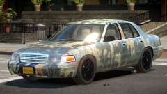 Ford Crown Victoria CL PJ4 para GTA 4