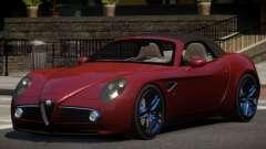 Alfa Romeo 8C SR