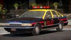 1995 Chevrolet Caprice Police para GTA 4