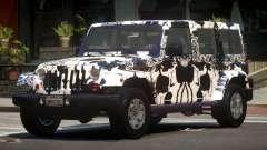 Jeep Wrangler LT PJ3 para GTA 4
