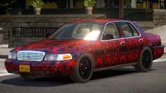 Ford Crown Victoria CL PJ1 para GTA 4