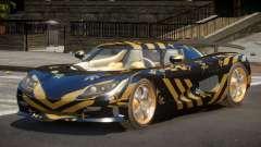 Koenigsegg CCRT Sport PJ3 para GTA 4