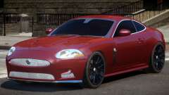 Jaguar XKR-S V2.1 para GTA 4