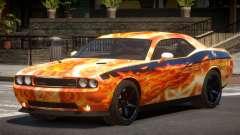 Dodge Challenger GT 392 PJ5 para GTA 4
