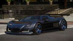 Gumpert Apollo S-Tuned para GTA 4