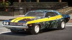Dodge Challenger RT H-Style PJ3 para GTA 4