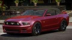 Ford Mustang GT CDI para GTA 4