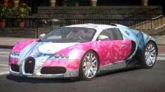Bugatti Veyron 16.4 RT PJ2 para GTA 4