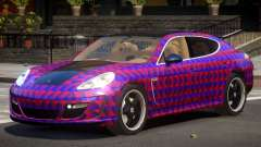 Porsche Panamera ML PJ3 para GTA 4