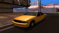 Chevrolet Caprice 1993 Taxi SA de Estilo
