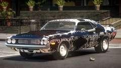 1972 Dodge Challenger RT PJ6 para GTA 4