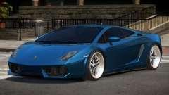 Lamborghini Gallardo LP560 para GTA 4