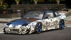 Nissan 240SX D-Style PJ5 para GTA 4