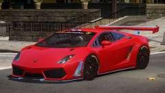 Lamborghini Gallardo LP560 SR para GTA 4