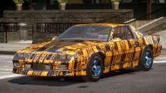 Chevrolet Camaro IR PJ1 para GTA 4