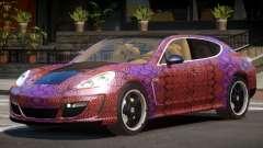 Porsche Panamera ML PJ6 para GTA 4
