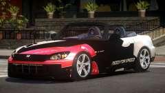 Honda S2000 SR PJ5 para GTA 4