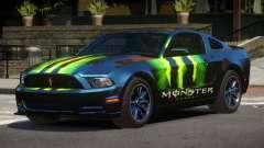Ford Mustang B-Style PJ5 para GTA 4