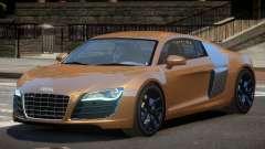 Audi R8 SCD para GTA 4