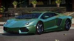 Lamborghini Aventador JRV para GTA 4