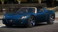 Opel Speedster GT