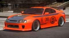 Toyota Supra SR PJ4 para GTA 4