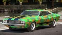 Dodge Challenger RT H-Style PJ4 para GTA 4