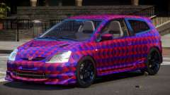 Honda Civic Type R-Tuned PJ3 para GTA 4