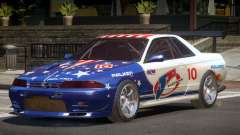 Nissan Skyline R32 D-Style PJ5 para GTA 4