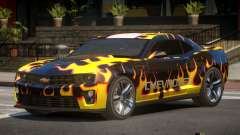 Chevrolet Camaro STI PJ6 para GTA 4