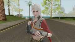 Ciri (The Witcher 3) para GTA San Andreas