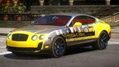 Bentley Continental RT PJ3
