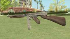 Thompson M1A1 (Mafia 2) para GTA San Andreas