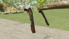 Sawed-Off Shotgun GTA V (Luxury) para GTA San Andreas
