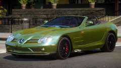 Mercedes-Benz SLR RTF PJ4 para GTA 4