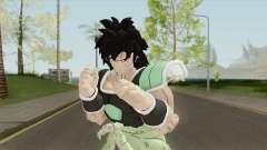 Broly V1 (Dragon Ball Super) para GTA San Andreas