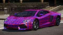 Lamborghini Aventador JRV PJ1 para GTA 4