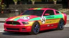 Ford Mustang B-Style PJ2 para GTA 4
